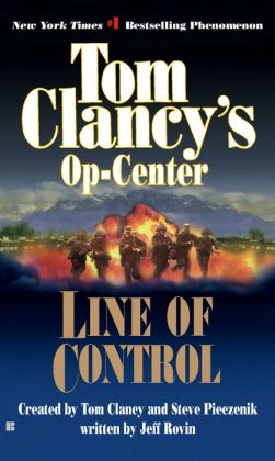 Tom Clancy's Op-Center #8: Line of Control