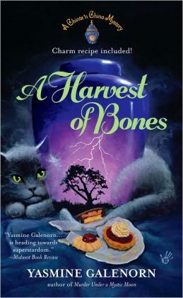 A Harvest of Bones (Chintz and China Mystery Series #4)