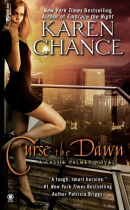 Curse the Dawn (Cassie Palmer Series #4)