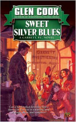 Sweet Silver Blues (Garrett, P. I. Series #1)