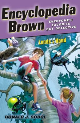 Encyclopedia Brown Lends a Hand (Encyclopedia Brown Series #11)