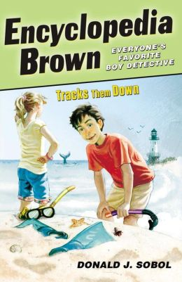 Encyclopedia Brown Tracks Them Down (Encyclopedia Brown Series #8)
