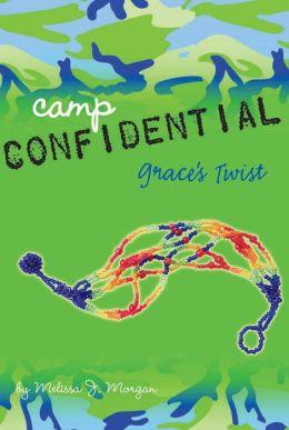 Grace's Twist (Camp Confidential Series #3)