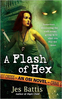 A Flash of Hex (OSI Series #2)