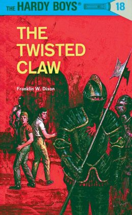 The Twisted Claw (Hardy Boys Series #18)