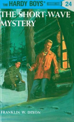The Short-Wave Mystery (Hardy Boys Series #24)