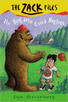Zack Files 19: The Boy Who Cried Bigfoot