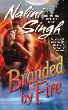 Branded by Fire (Psy-Changeling Series #6)