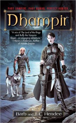Dhampir (Noble Dead Series #1)