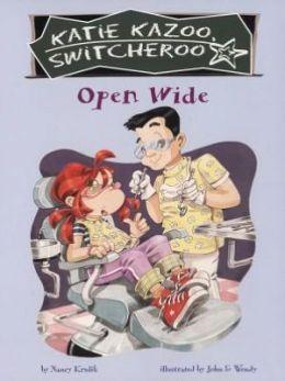 Open Wide #23
