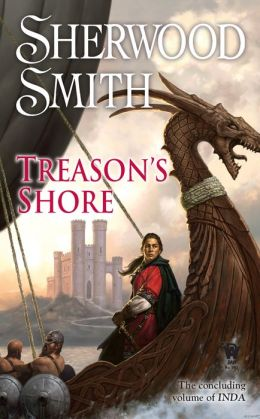 Treason's Shore: Book Four of Inda