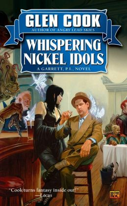 Whispering Nickel Idols (Garrett, P. I. Series #11)