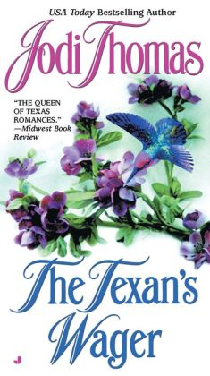 The Texan's Wager (Wife Lottery Series #1)