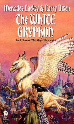 The White Gryphon (Mage Wars Series #2)