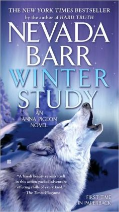 Winter Study (Anna Pigeon Series #14)