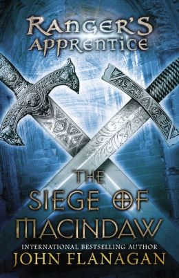 The Siege Of Macindaw Ranger S Apprentice Series 6 By