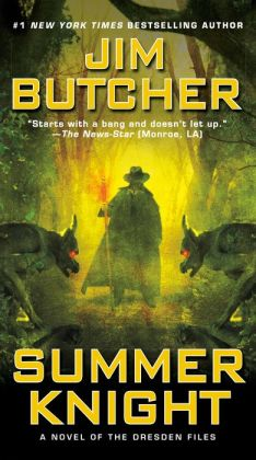 Summer Knight (Dresden Files Series #4)