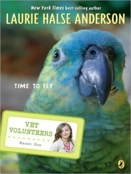 Time to Fly (Vet Volunteers Series #10)