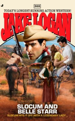 Slocum and Belle Starr (Slocum Series #368)
