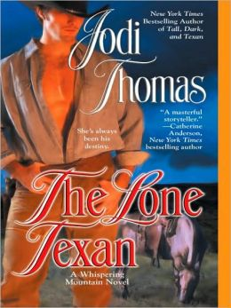 The Lone Texan (Whispering Mountain Series #4)