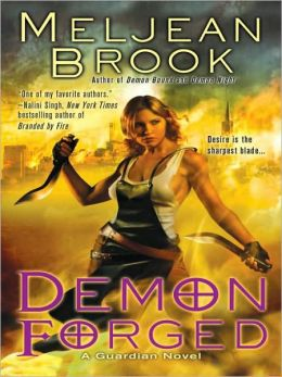 Demon Forged (Guardian Series)