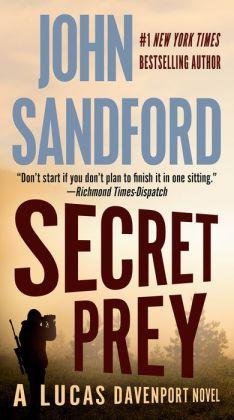 Secret Prey (Lucas Davenport Series #9)