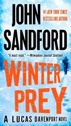 Winter Prey (Lucas Davenport Series #5)