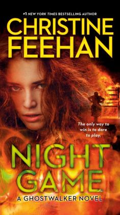 Night Game (GhostWalkers Series #3)