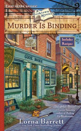 Murder Is Binding (Booktown Series #1)