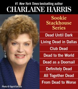 Sookie Stackhouse 8-volume Set