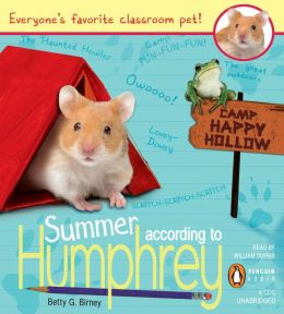 Summer According to Humphrey (Humphrey Series #6)
