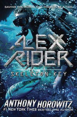 Skeleton Key (Alex Rider Series #3)