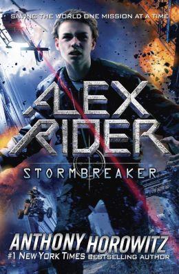 Stormbreaker (Alex Rider Series #1)