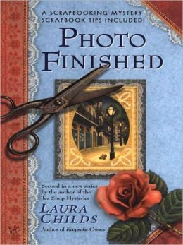 Photo Finished (Scrapbooking Series #2)