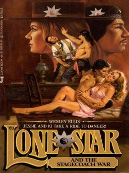 Lone Star 53: The Stagecoach War