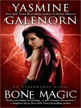 Bone Magic (Sisters of the Moon Series #7)