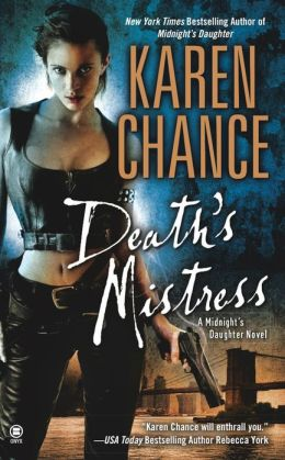 Death's Mistress (Dorina Basarab Series #2)