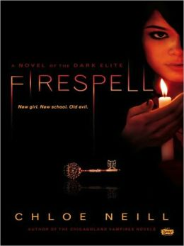 Firespell (Dark Elite Series #1)
