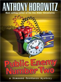 Public Enemy Number Two (Diamond Brothers Series #2)