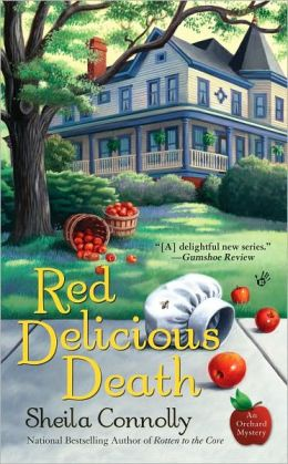 Red Delicious Death (Orchard Mystery Series #3)