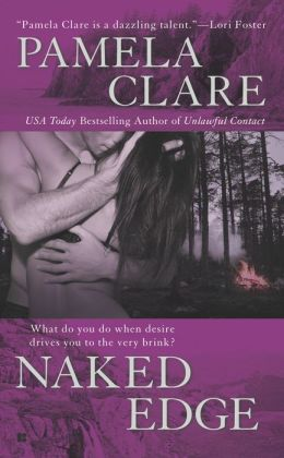 Naked Edge (I-Team Series #4)