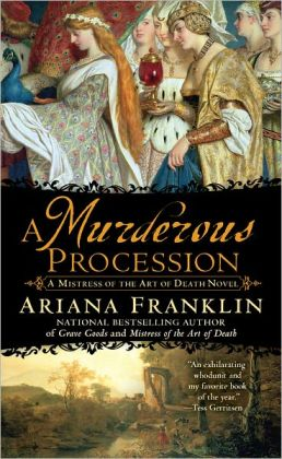 A Murderous Procession (Mistress of the Art of Death Series #4)