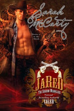 Jared (Shadow Wranglers Series #2)