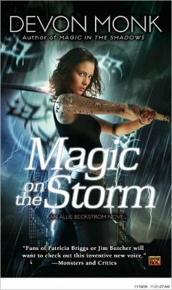 Magic on the Storm (Allie Beckstrom Series #4)