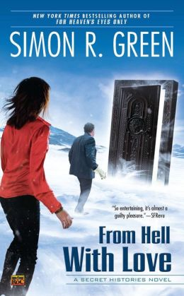 From Hell with Love (Secret Histories Series #4)