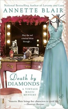 Death by Diamonds (Vintage Magic Series #3)