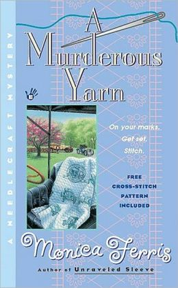 A Murderous Yarn (Needlecraft Mystery Series #5)