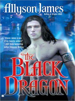 The Black Dragon (Dragon Romance Series #2)