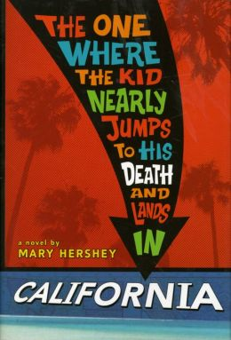 The One Where the Kid Nearly Jumps to His Death and Lands inCalifornia