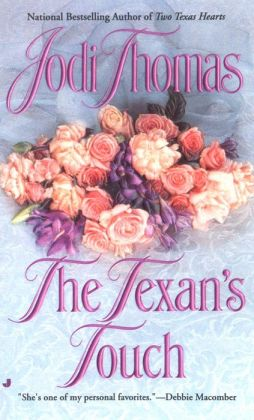 The Texan's Touch (McClain Series #1)